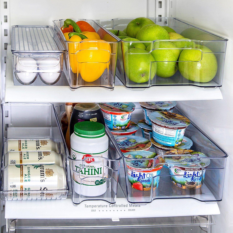Küchenschränke um kühlschrank good organizer for kids snacks in the refrigerator like yogurt