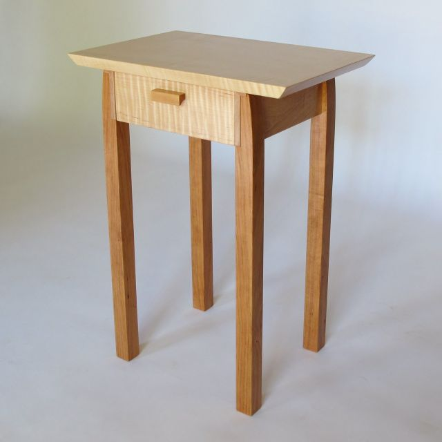 Best Small Narrow Table With Drawer A Narrow Bedside Table 640 x 480