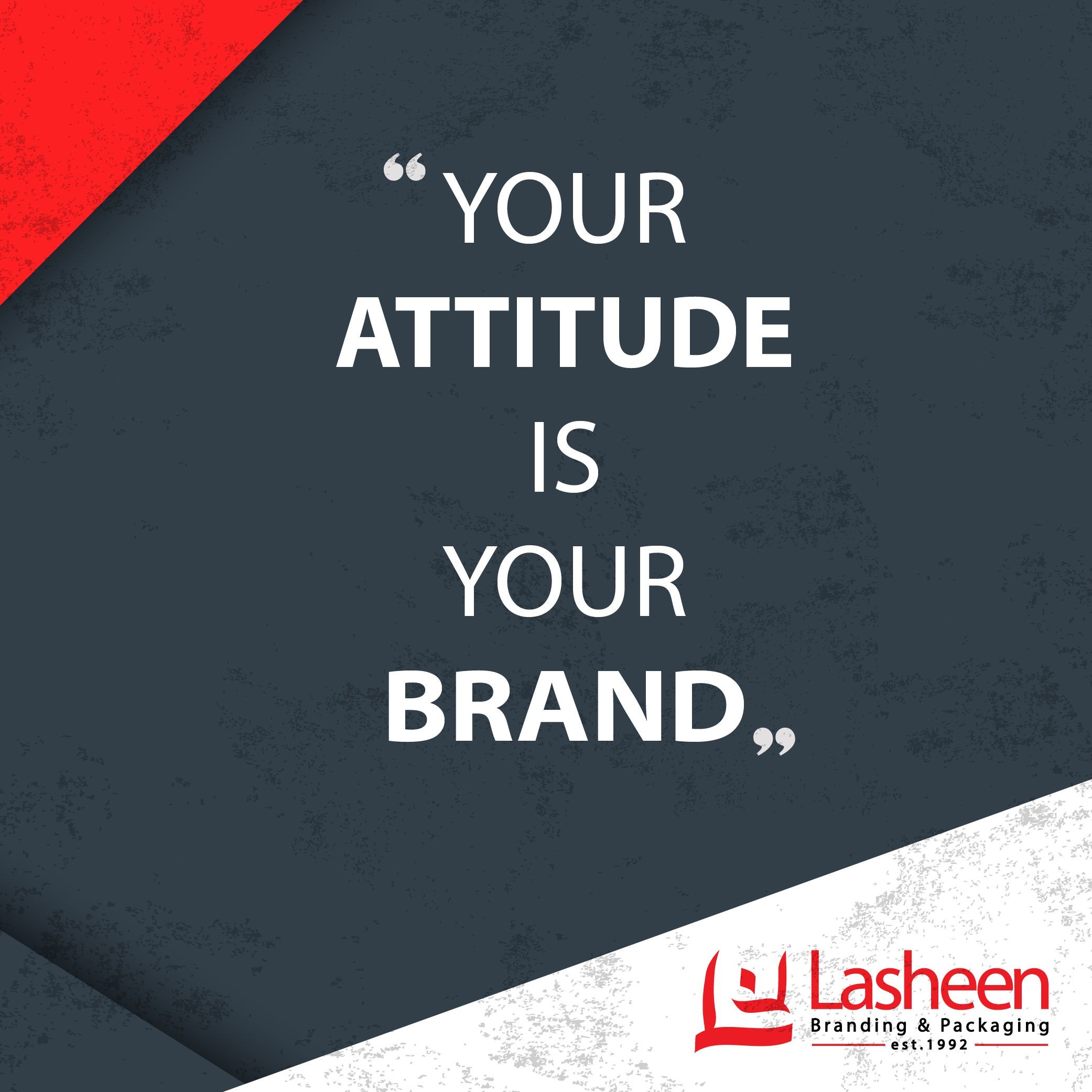 Quote Of The Week Lasheen Design Branding Packaging