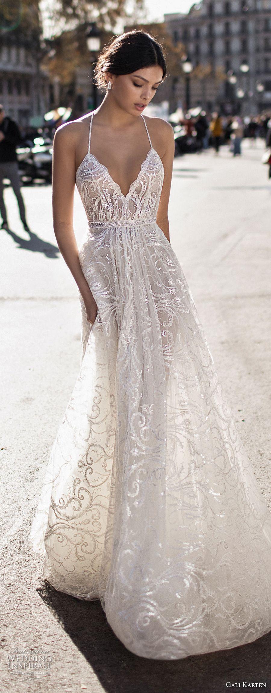 Hochzeit: Ideen und Inspirationen für das Kleid #hochzeit #trauung ...