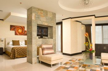 Our hotel while in Arenal! - Hotel Royal Corin La Fortuna de San Carlos. Arenal Volcano National Park, Alajuela Costa Rica