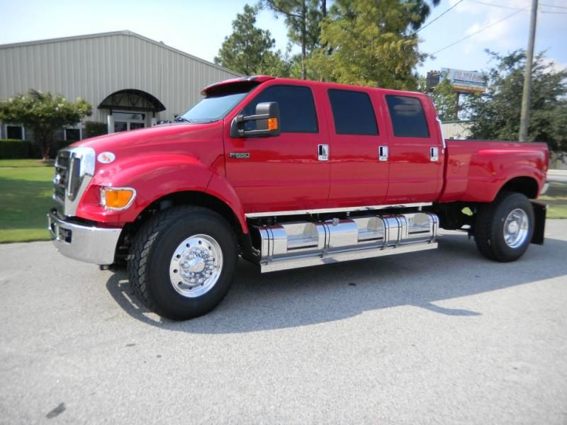 ford 650 4x4 | Custom - 2013 Ford F650 Extreme 6 Door ...