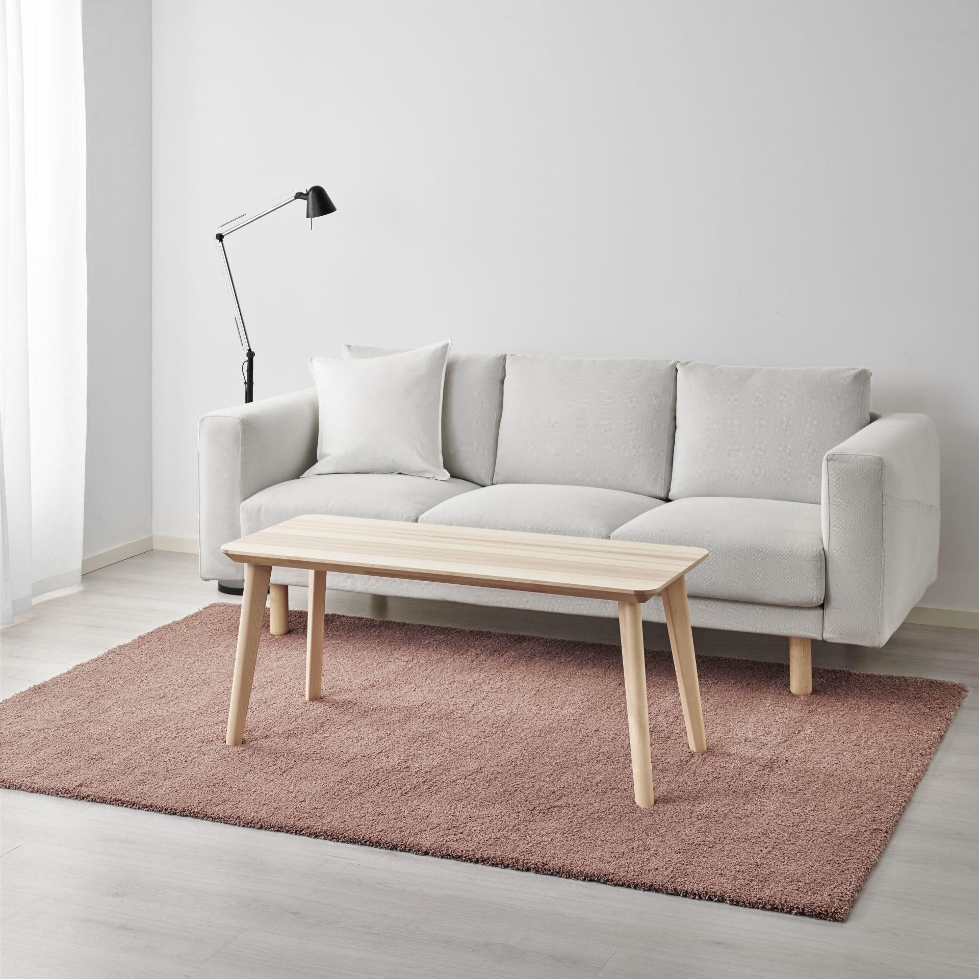 ÅDUM Vloerkleed, hoogpolig, oudroze | Dorm room, Dorm and Catalog