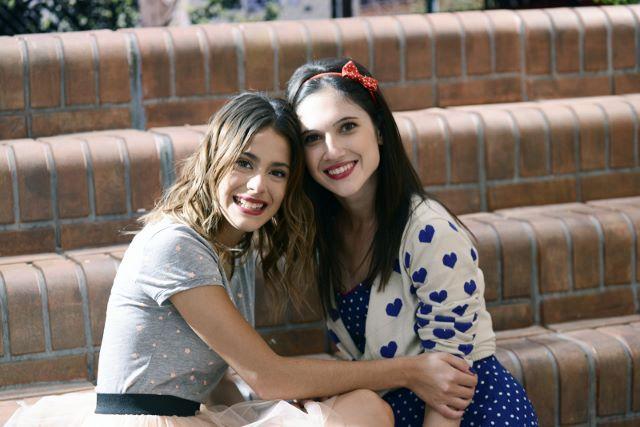 Violetta y Francesca