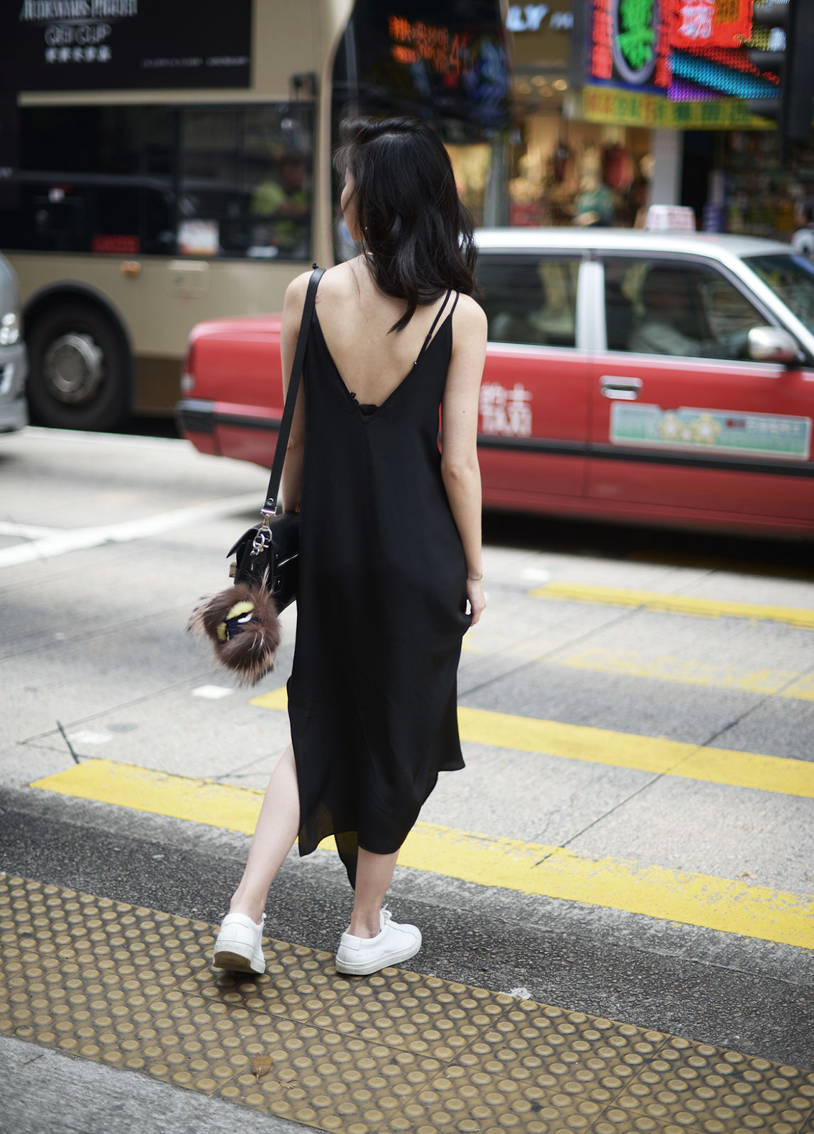Asymmetric Slip Dress by Raey in Hong Kong   Raw   FOREVERVANNY.com 68f5f2eb0ea1e