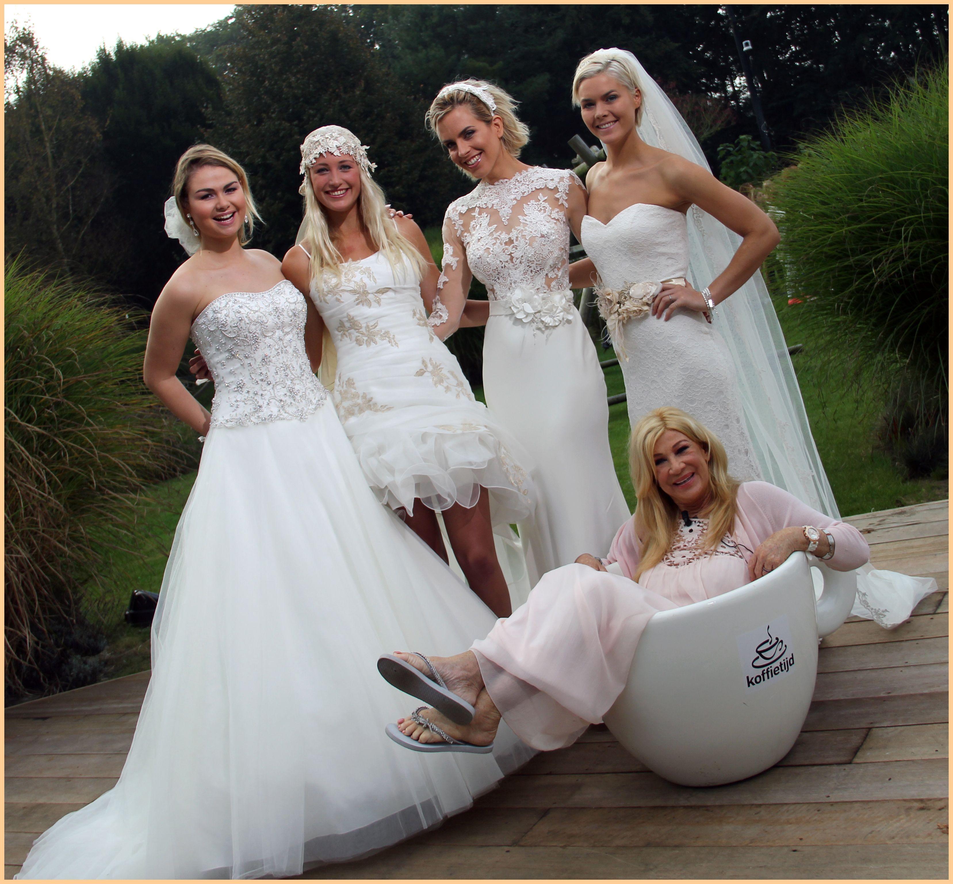 Trouwjurk Borsato.Mary Borsato Gasten De Koffietijdkop Wedding Dresses Wedding