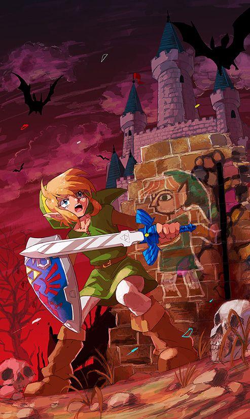 Epic Zelda Fanart
