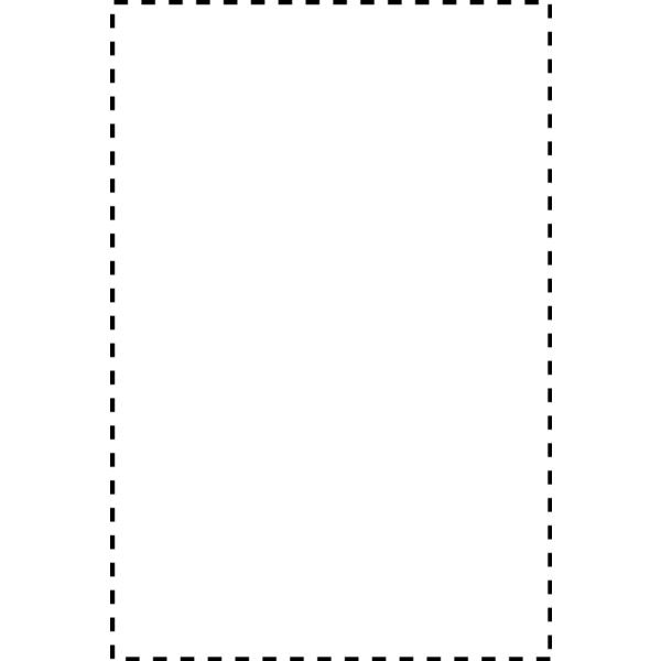 Dashed Border Found On Polyvore Polyvore Doodle Frames Border