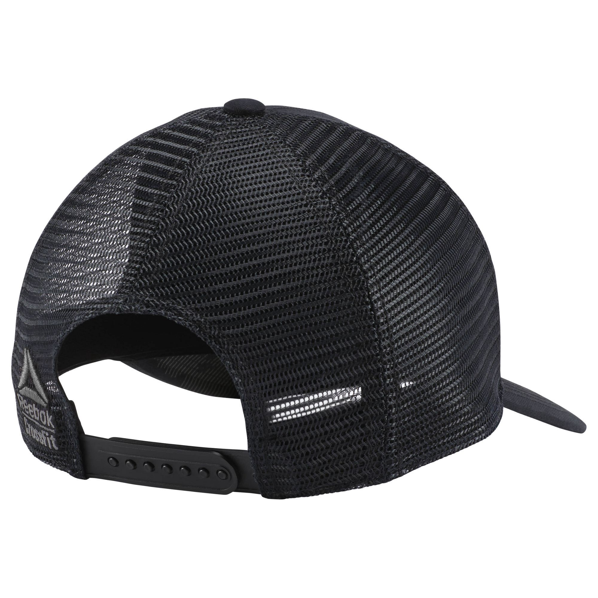 Reebok Crossfit Lifestyle Cap - Black Osfm  800da7828b3b