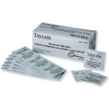 Taylor Food Service HACCP Wipes, 100-Single Wipes