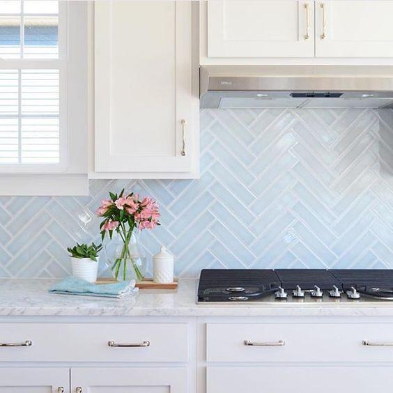Beautiful and Unique Kitchen Backsplash Ideas Kitchen Pinterest