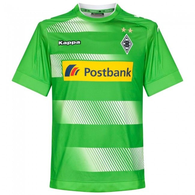 Camiseta del Borussia Mönchengladbach 2016-2017 Visitante   BorussiaMönchengladbach  Bundesliga 66099e11ed551