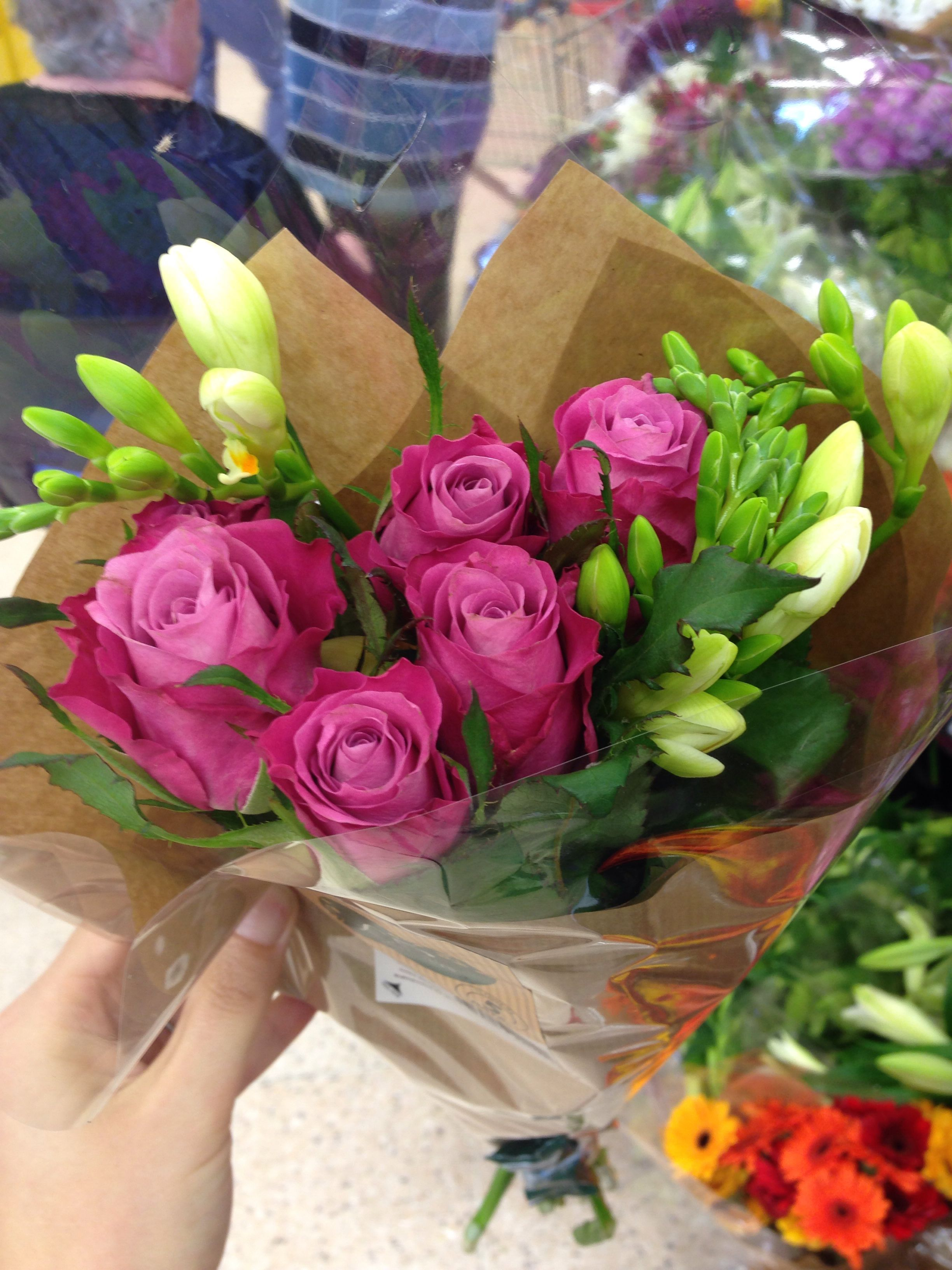 Love these colours, these were in tesco | Flowers | Pinterest | Flowers