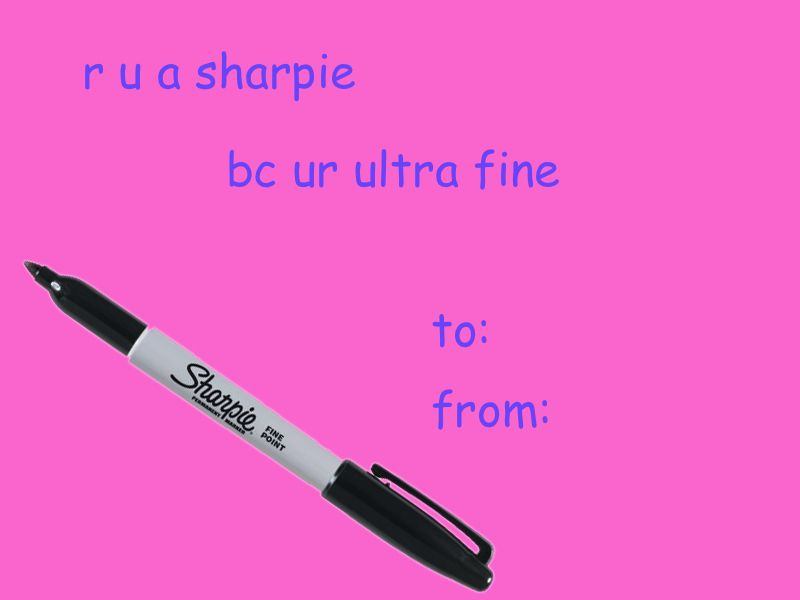 39 Absolutely Perfect Comic Sans Valentine\'s Day Cards | Comic ...