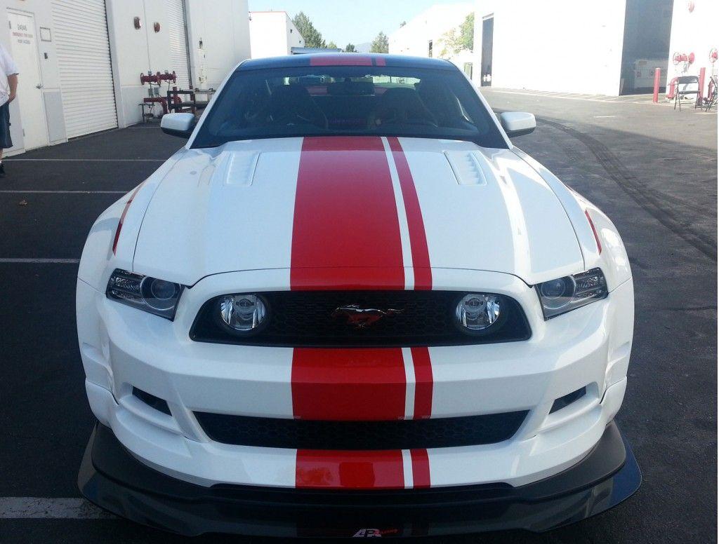 U S Air Force Thunderbirds Edition Mustang Sells For 398k 2014 Ford Mustang Ford Mustang Shelby Cobra Mustang