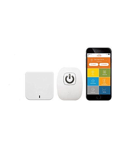 Home8alarm Garage Door Control System Videoverified Collaborative Alarm System With Free Basic Alarm Security Cameras For Home Garage Door Opener Garage Doors