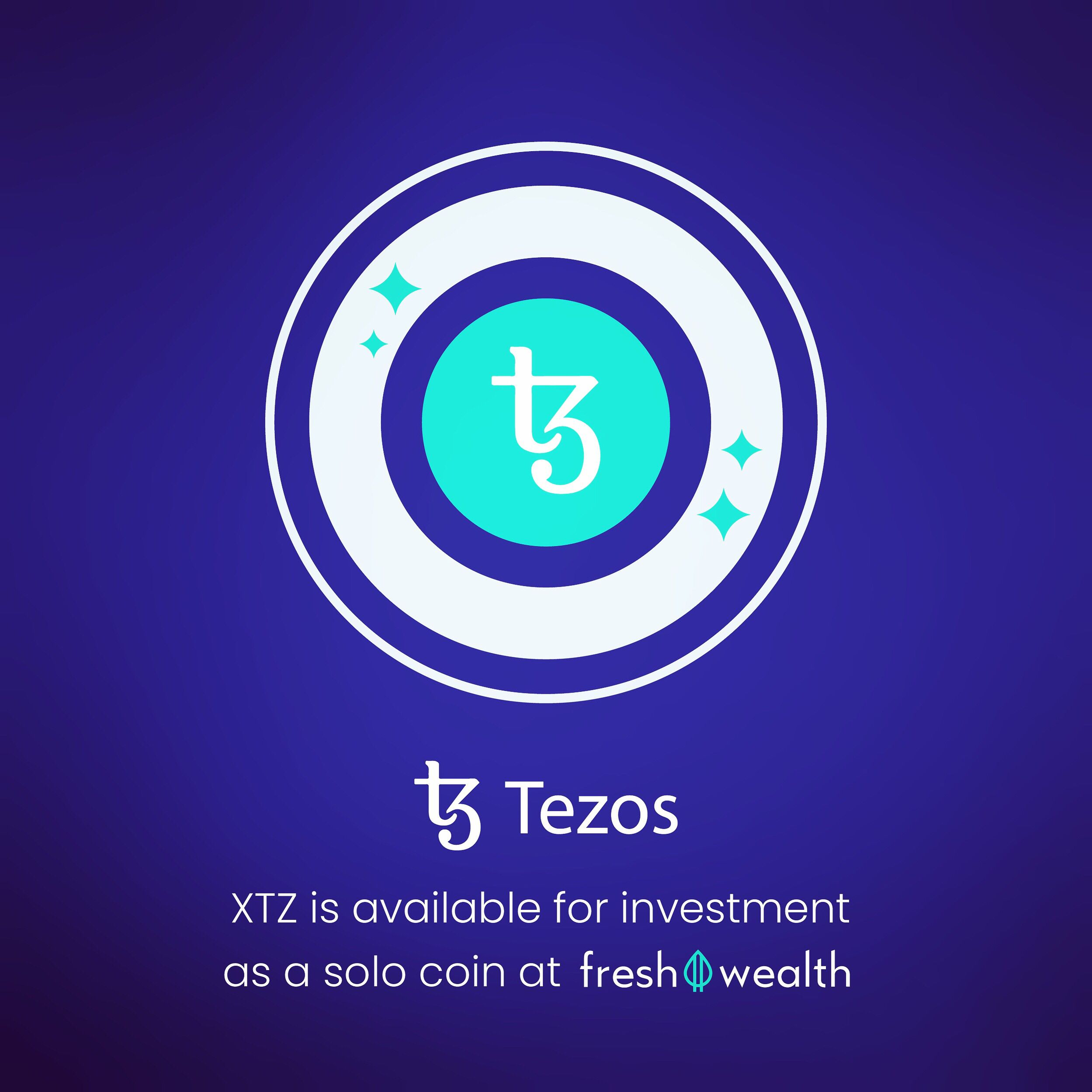 what is tezos cryptocurrency