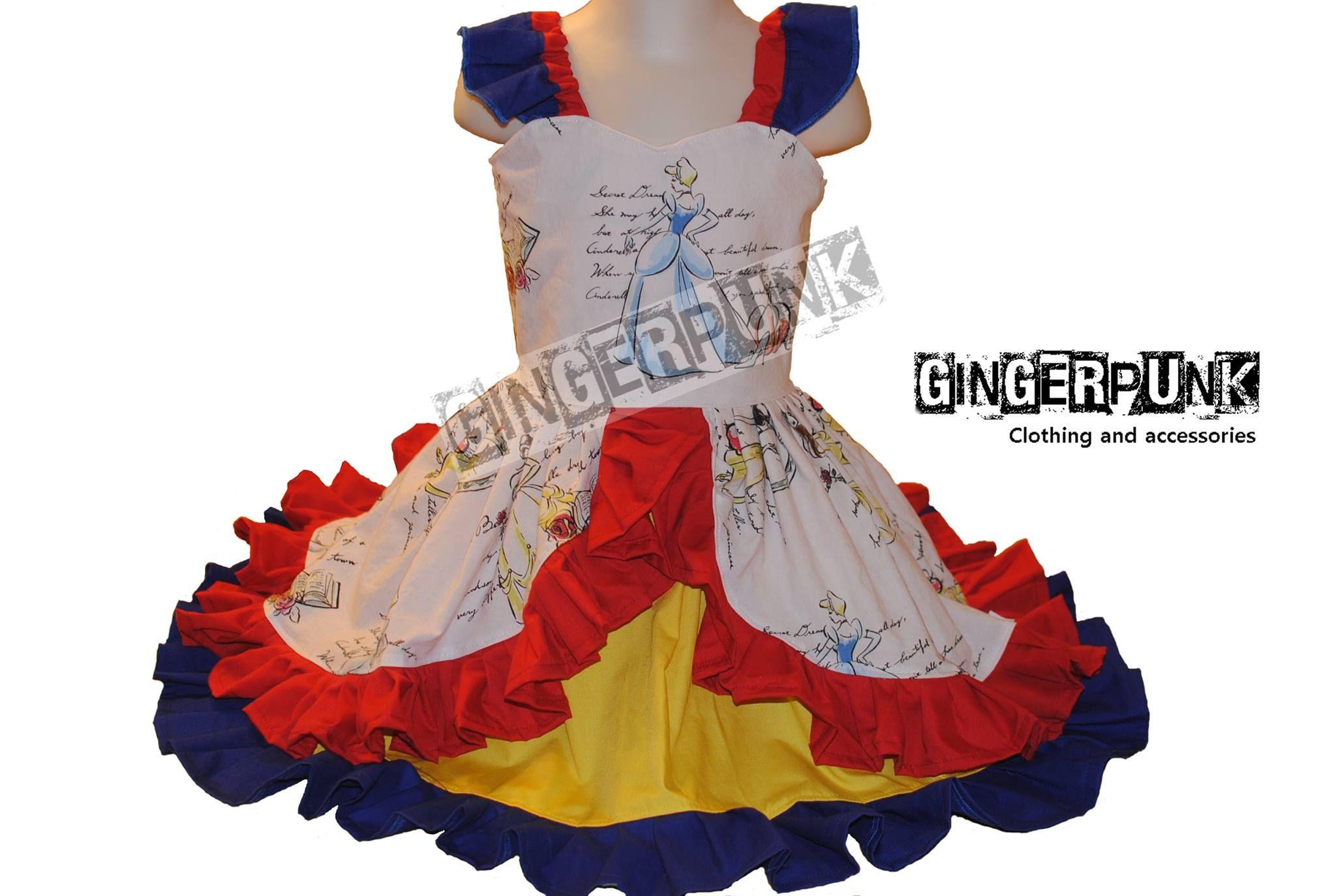 princess dress perfection