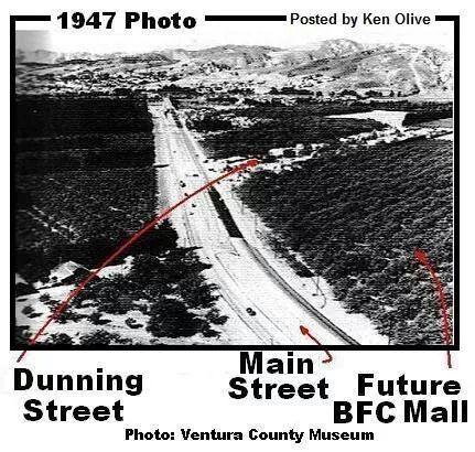 Before The Buenaventura Mall With Images Ventura County Ventura California Ventura