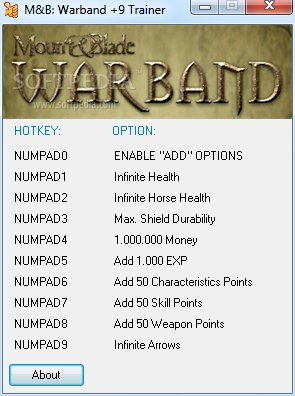 mount and blade keygen generator