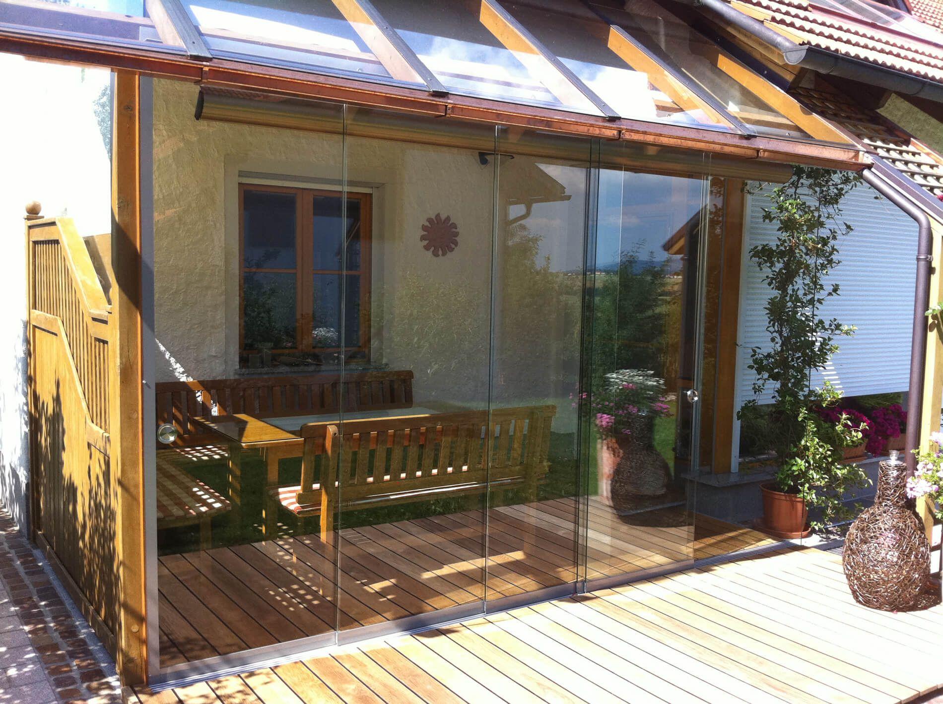 Glasschiebeturen Aussen Terrassenverglasung In 2019