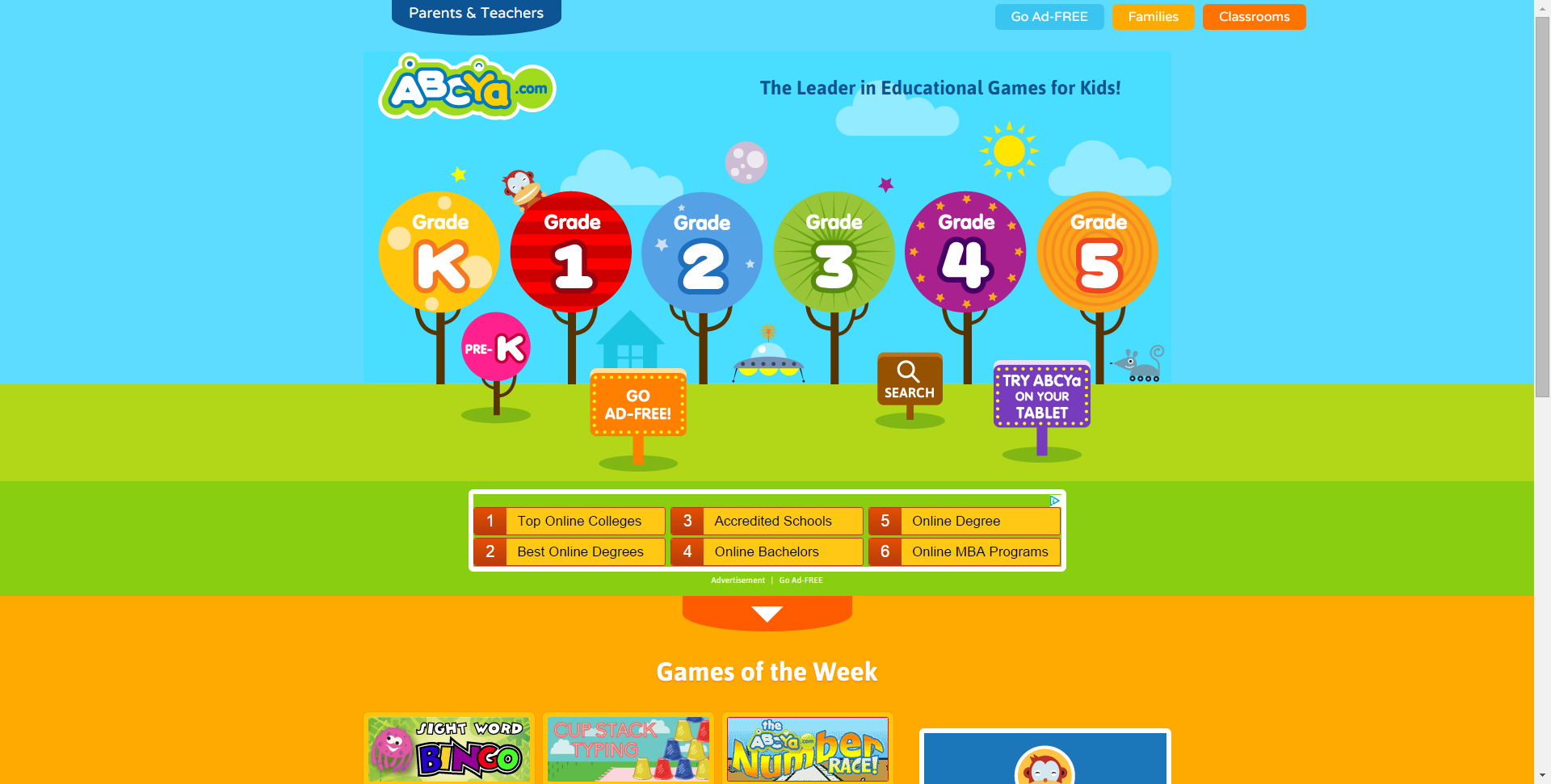 Educational Computer Games And Apps For Kids Educational Computer Games Kids App Educational Games For Kids