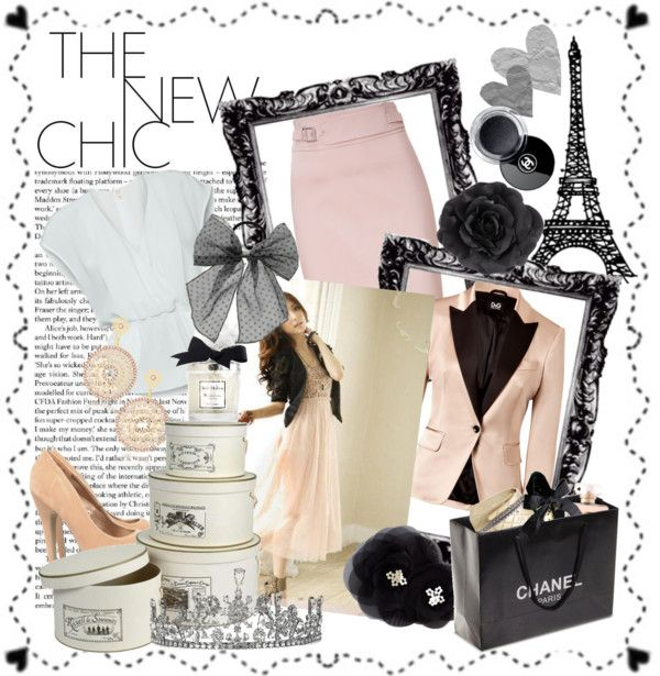 Chic, created by hardy-sofie on Polyvore