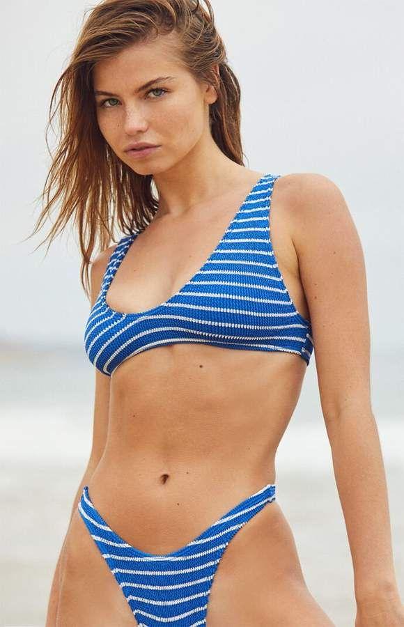 Bound by Bond Eye The Scout Bikini Top | Bikinis, Bikini