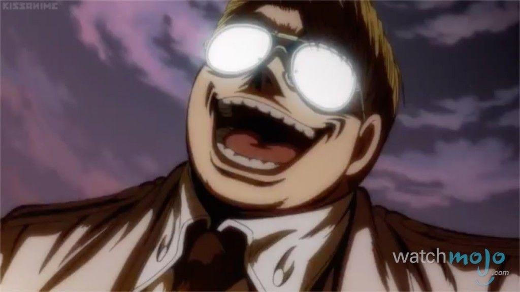 Top 10 Smartest Anime Series Villains Evil Villains Anime