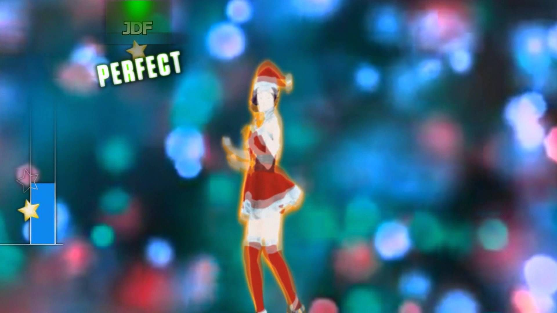 Just Dance 2016(All I Want For Christmas Is You by Mariah