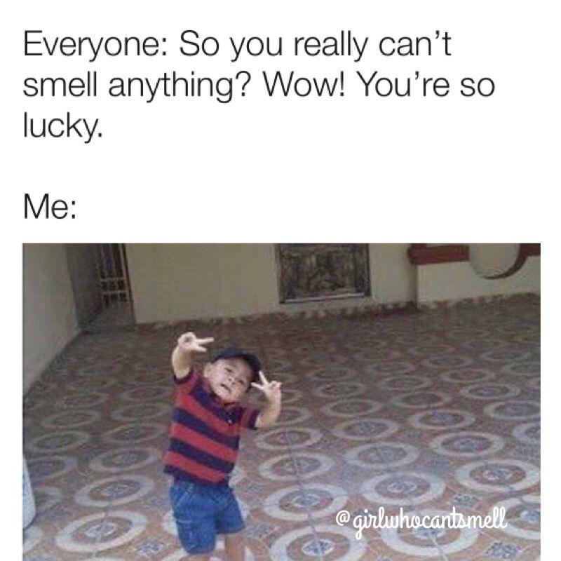 Girl Who Cant Smell Memes Memes Funny Memes Make Me Laugh