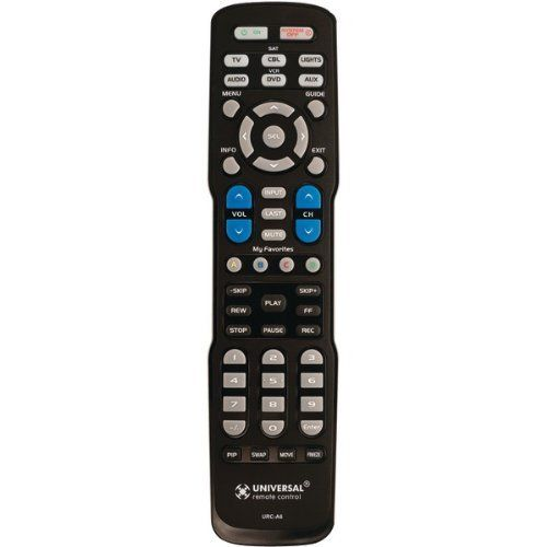 3 Pack 6 DEVICE LEARNING REMOTE (Catalog Category: REMOTE