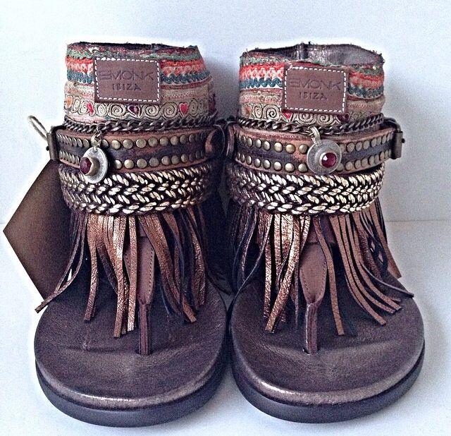 f3a82821ed2 ☆Emonk Sandals WANT!!  boheme ☮k☮  boho  hippie