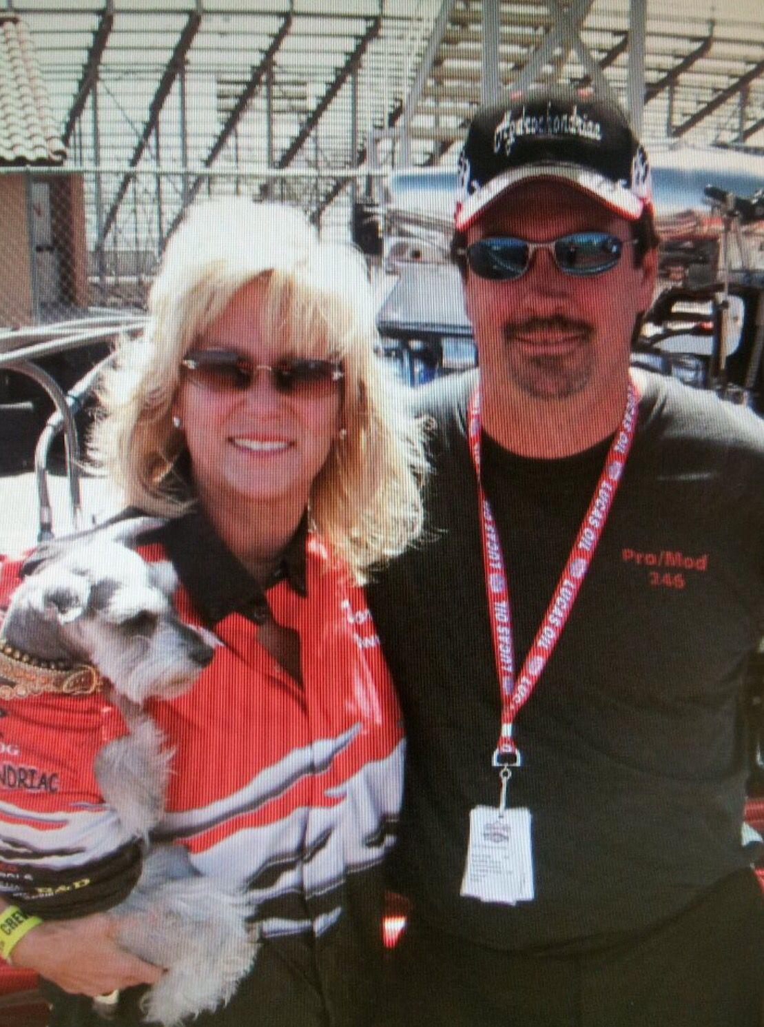 Boat racing family  Bryan Sanders Dorri Sanders