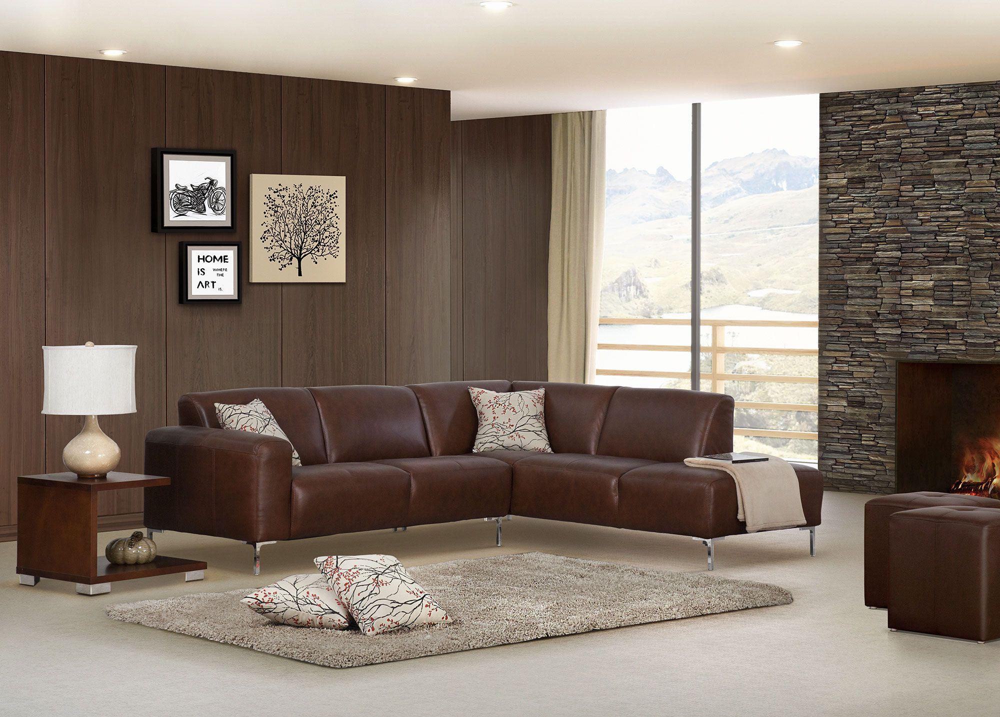 La sala vissia es ideal para espacios peque os disfruta Salas en l para espacios pequenos