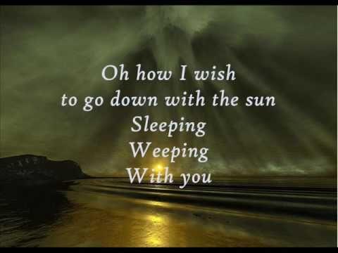 Nightwish Sleeping Sun Cool Lyrics Sleeping Sun Lyrics