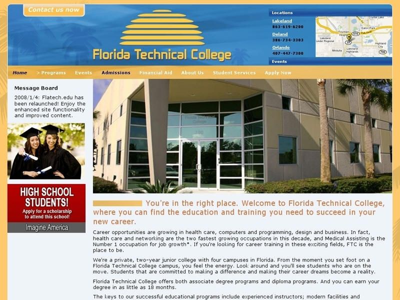 Florida Technical College College, Florida