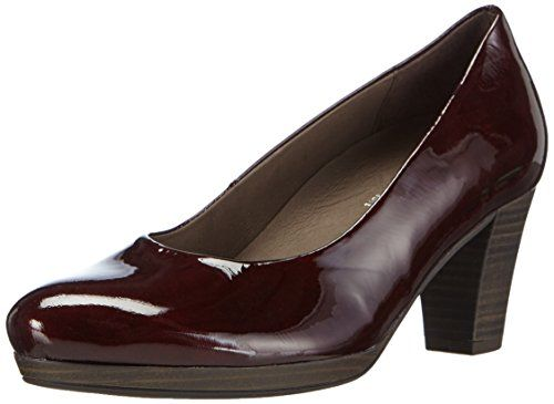 Gabor Shoes 32 180 Damen Pumps Rot Merlot 88 38 5 Eu Http On