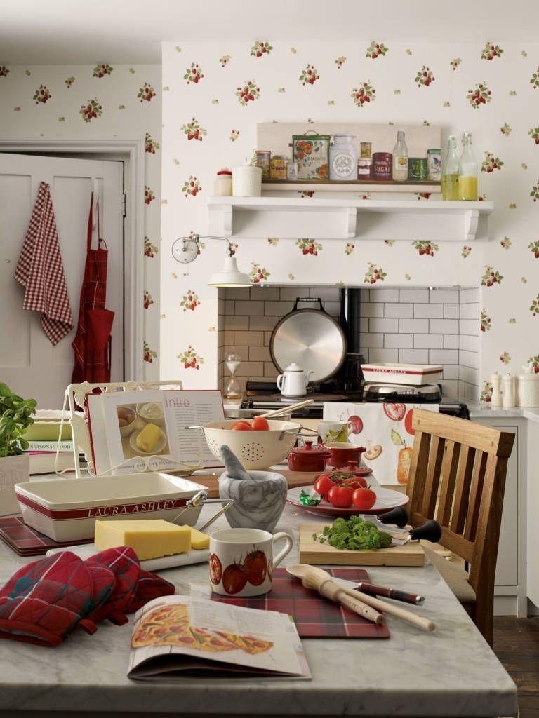 Menaje y accesorios para cocina (From Laura Ashley Decoración)