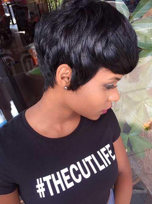 23.Short Hair Cuts 2015-2016