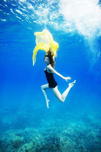 America's Next Top Model Cycle 13 Underwater Photoshoot - americas-next-top-model Photo