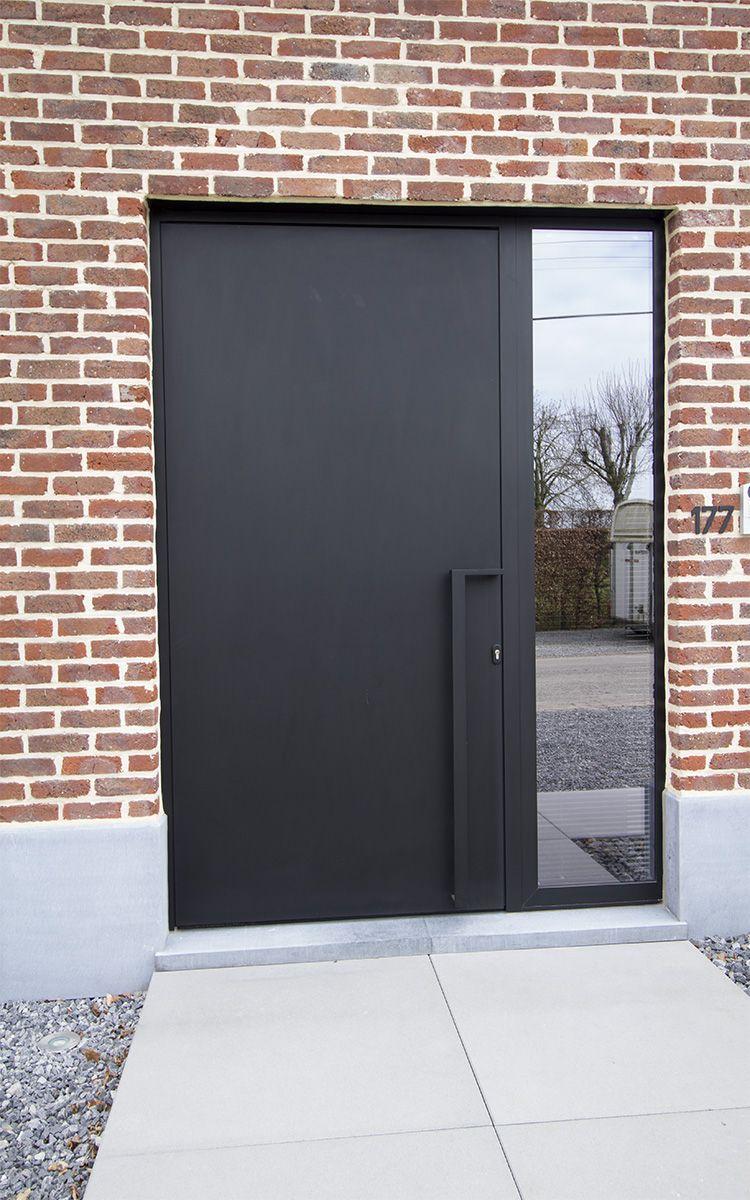 Woning in Hoeselt - Jaeken Aluminium Schrijnwerkerij #halinrichting