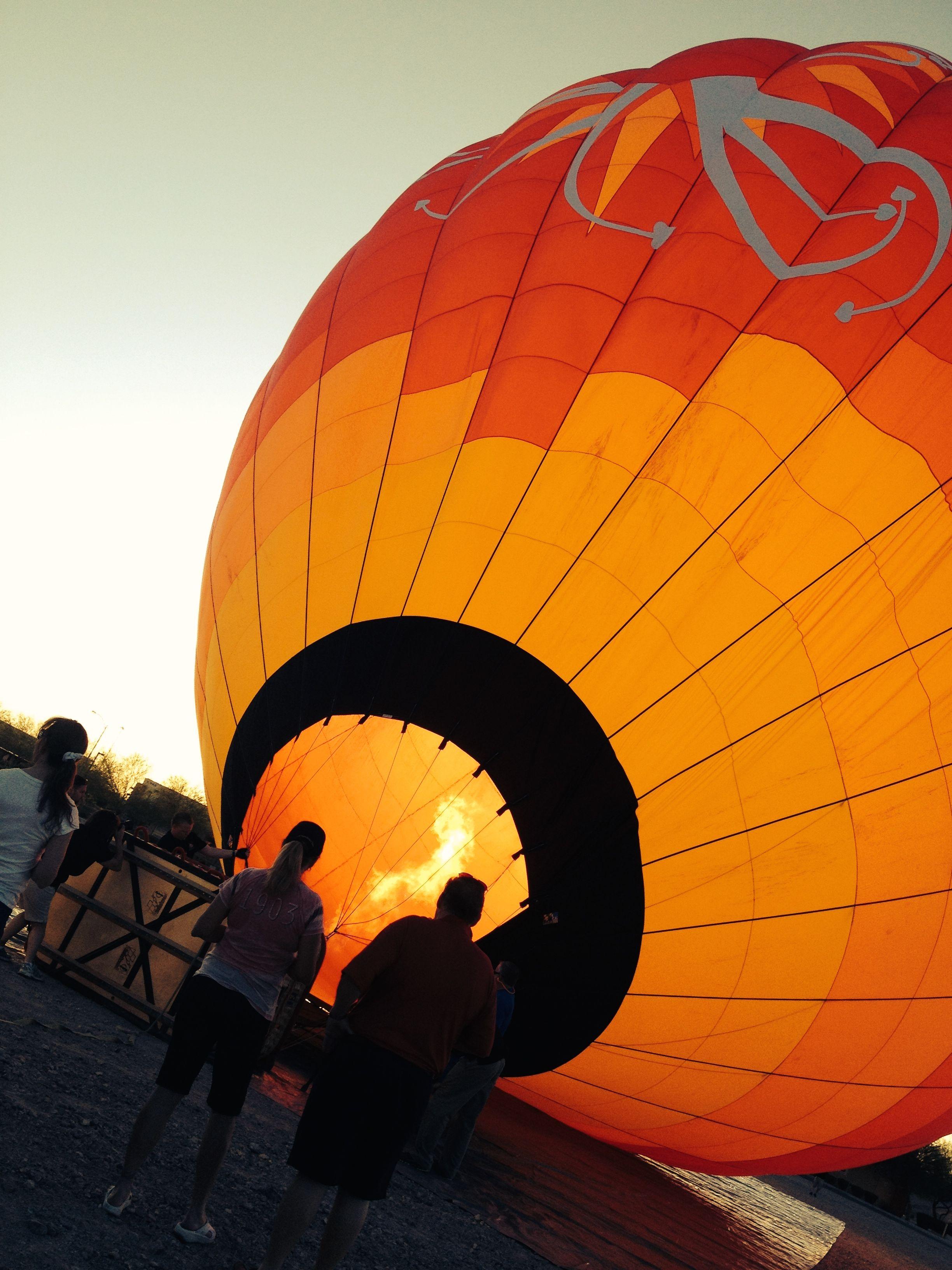 Premium hot air balloon rides in Las Vegas, NV. We offer