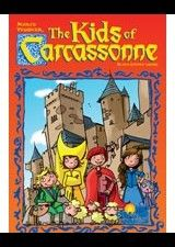 The Girls Have Really Enjoyed The Kids Of Carcassonne They Got It For Christmas Board Games For Kids Carcassonne Board Game Games For Kids