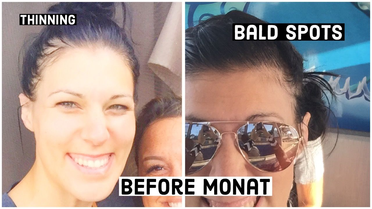 Monat Hair Products My Review After Using Monat Products