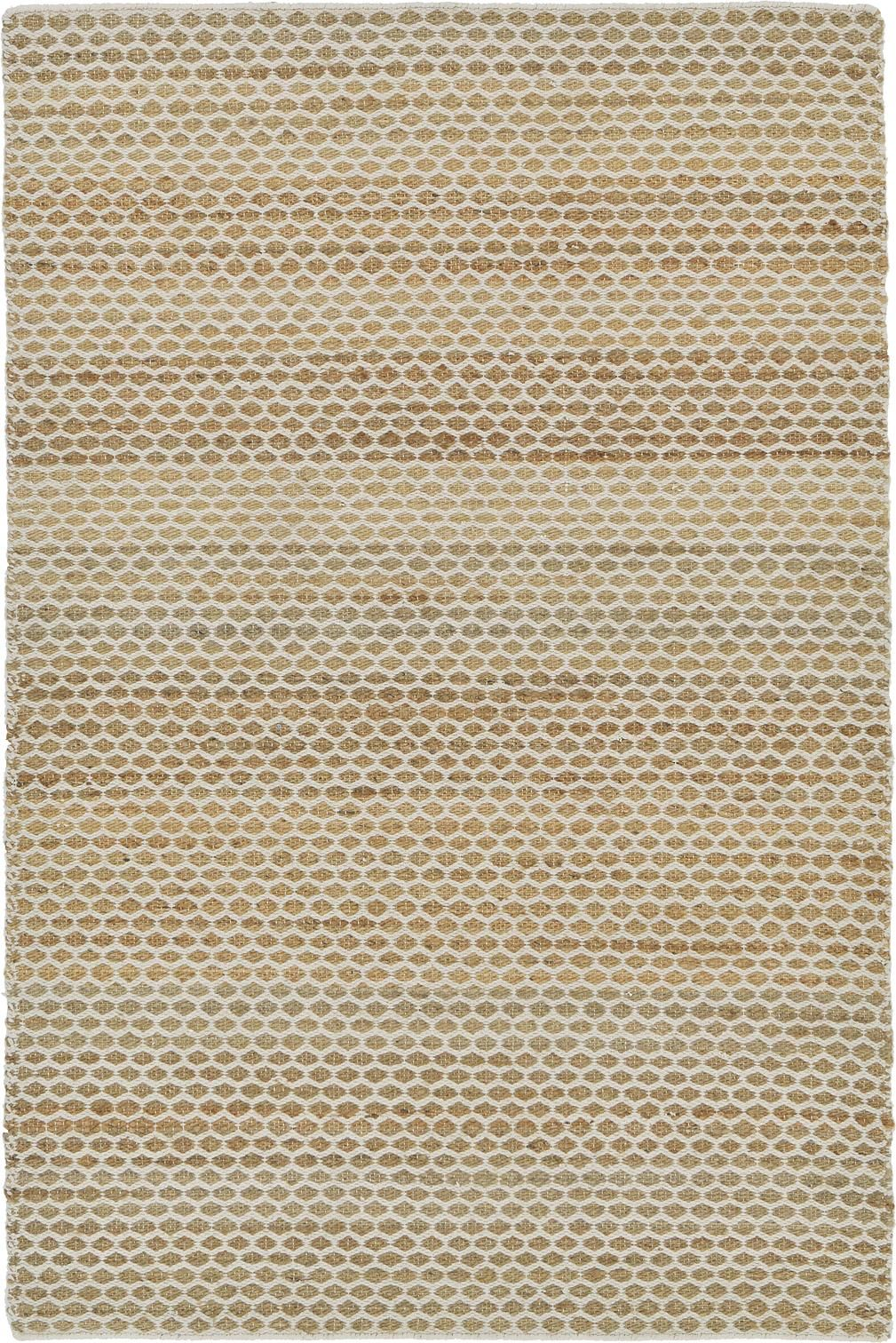 Light Brown 120cm x 178cm Jute Rug | Area Rugs | Rugs.ca