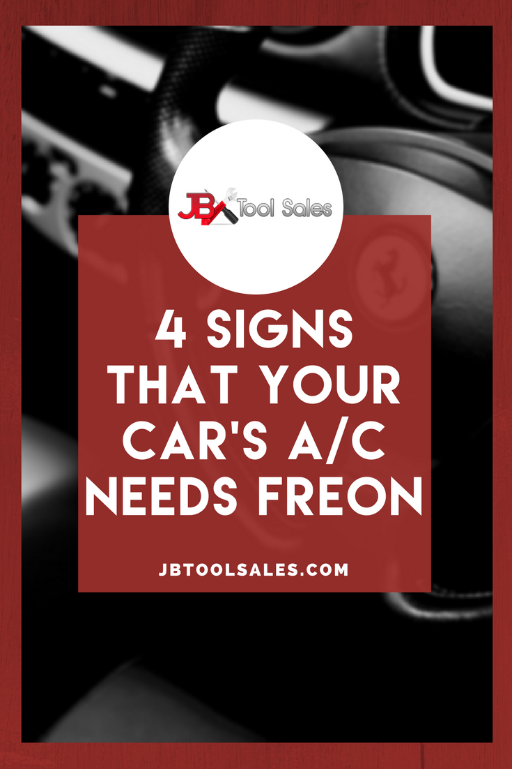 4 Signs That Your Car's AC Needs Freon Car fix, Car