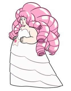 Rose when she was pregnant with Steven