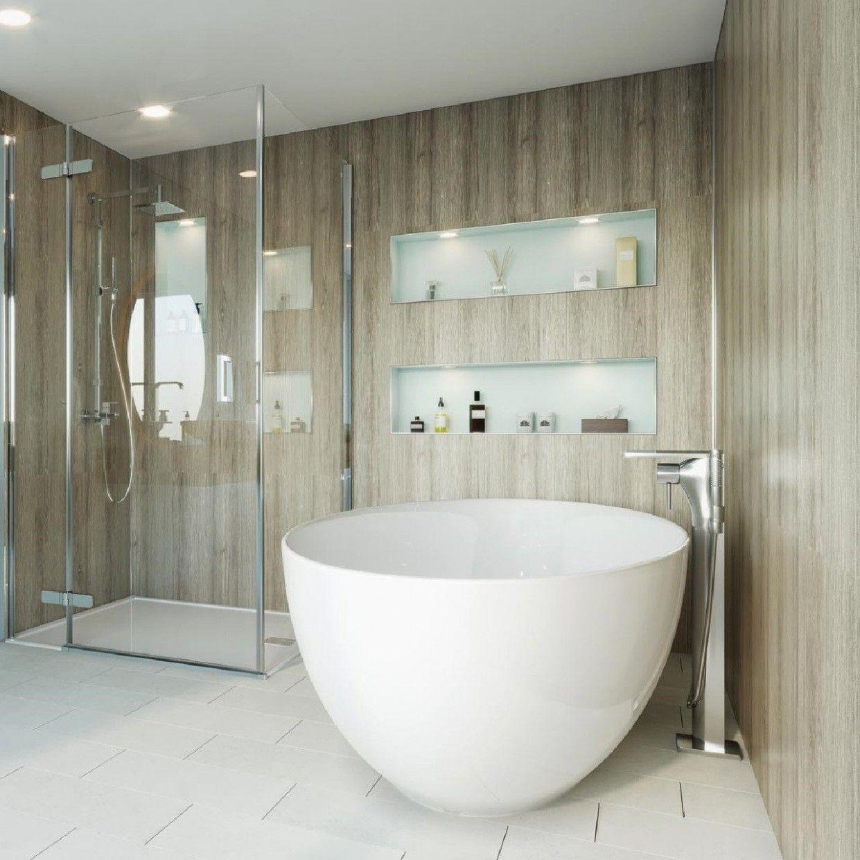 Bathroom Wall Panels Jewson In 2020 Bathroom Wall Panels Waterproof Bathroom Wall Panels Bathroom Decor