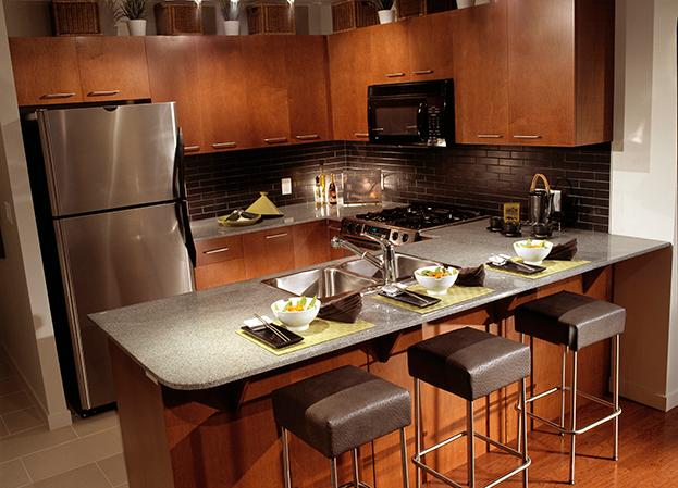 Dise o de cocinas peque as 623 449 for Remodelacion de cocinas pequenas